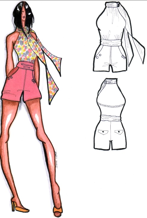 Spring shorts... I intend to make this...