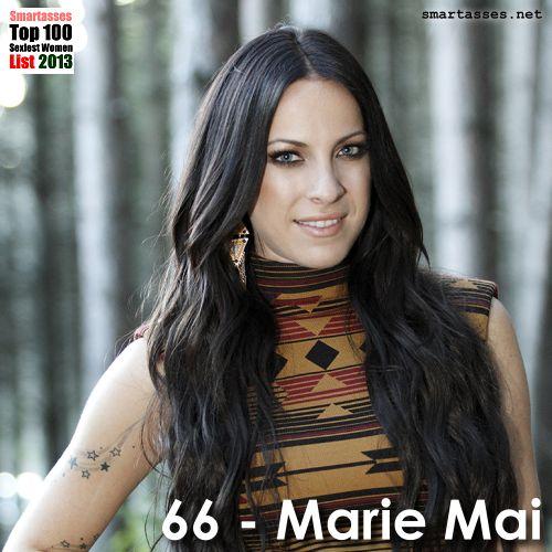 Marie Mai Bouchard - Smartasses 2013 Top 100 Sexiest Women