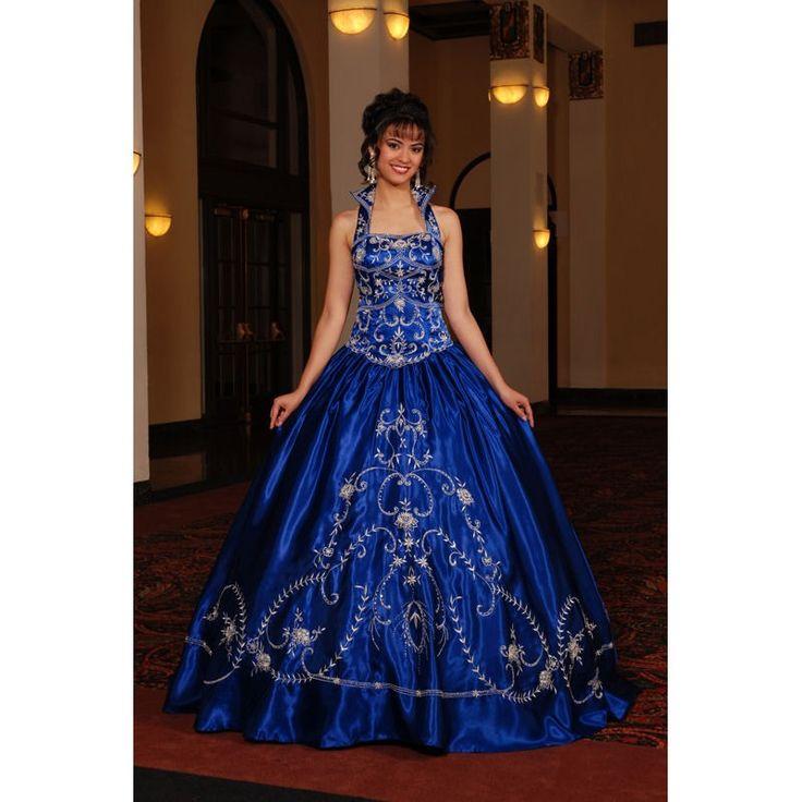 258 Best Top 50 Royal-Blue Bridesmaid Dresses Images On