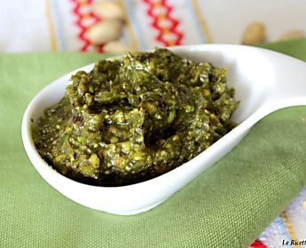 Pesto di Pistacchio- Ricetta facile e veloce anche Bimby