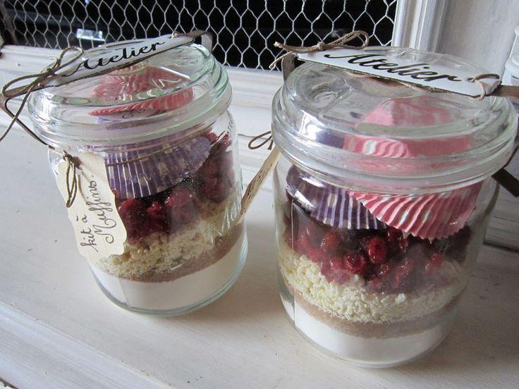 Kits à muffins à offrir