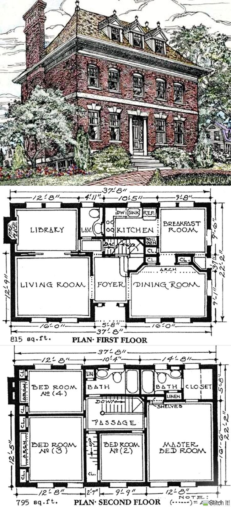 Extend the kitchen and have a roof top garden (ove…