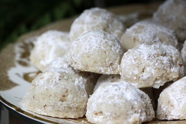 snowball cookies | Cupcakes and Sweetness! | Pinterest