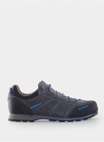 Buty Mammut Wall Guide Low - grey/dark cyan