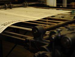 Un musée de l'imprimerie bien vivant au coeur du Vieux-Montréal  (Québec, Canada) (fr.canoe.ca 01 octobre 2012)