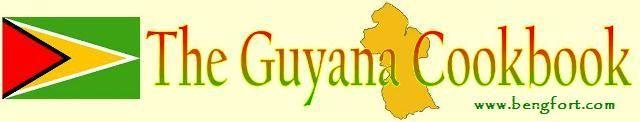 Guyana Cookbook