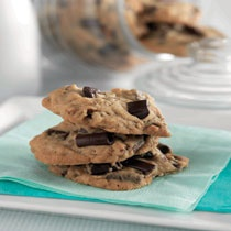chocolate chunk cream of wheat cookies