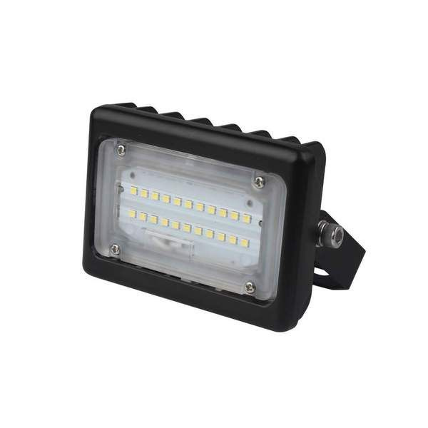 LED Floodlight 15 Watt 5700K with Black Finish offers an aesthetic lighting experience with Eco-friendly features. If you want to lighten up your outdoor place, you should definitely consider installing LED FloodLights. There are a lot of advantages of using this lighting system. At LEDMyPlace, these are made up of semiconductor diodes that emit light. They also don't have filaments, toxic gases, and mercury. Our flood lights don't have fragile glass components or moving parts.