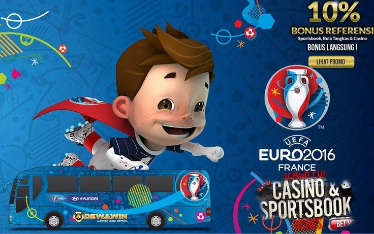 Raih Hadiah UEFA Euro 2016 bersama Hyundai memberikan kesempatan bagi penggemar bola untuk meluangkan waktu kreatifnya dalam membuat slogan motivasi, merayakan tim nasional anda dan memenangkan hadiahnya! anda hanya menunjukkan dukungan http://agenbolaeuro2016.net/dapatkan-hadiah-pesta-piala-euro-2016-bersama-hyundai/