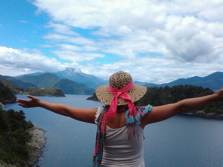 Katherine nos envió la foto de una hermosa vista