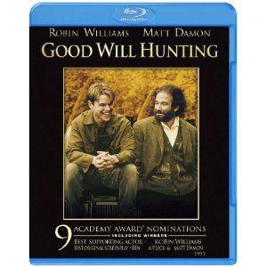 グッド・ウィル・ハンティング [DVD] 名作。この時のマット・デイモンが一番好き。 ★★★★★