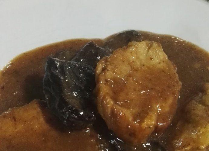 Solomillo con ciruelas para #Mycook http://www.mycook.es/cocina/receta/solomillo-con-ciruelas