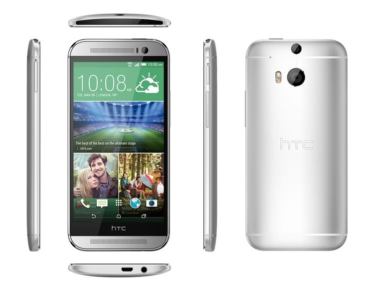 HTC has delivered a powerful blow to its competitors in the form of its newest model in the One line, called the M(8).