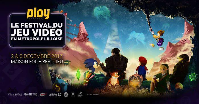 Le Festival Play'It arrive début décembre - L'événement s'ancre dans la dynamique lilloise des secteurs technologique et numérique. Il fait aussi écho à la Paris Games Week, événement international qui s'est déroulé le 4 & 5 novembre dernier...