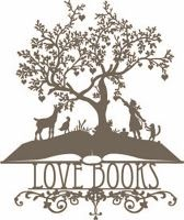 Debbie's Power Blog: June's Post ...................  The Love of Books...