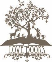 Debbie's Power Blog: June's Post ...................  The Love of Books...