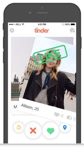 Swipe dating app