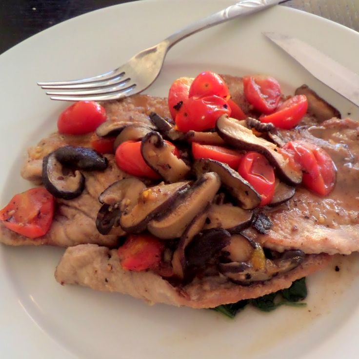 how to cook veal scallopini