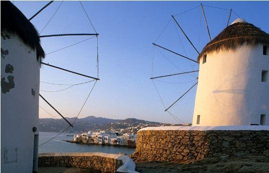 Visit Greece | The stone giants of the Aegean | Mykonos island