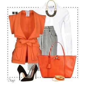 Oxford & Orange
