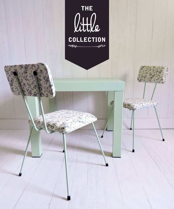 The Little Collection kids retro style chair - TILLEY chair