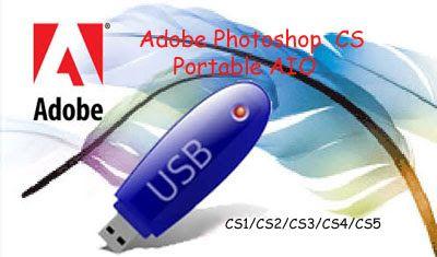 Adobe photoshop portable aio cs