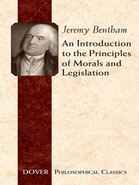 bentham essay jurisprudence political theory A collection of ten essays that comprise professor hart's exposition and critical  assessment of the jurisprudence and political theory of jeremy benthamall are .