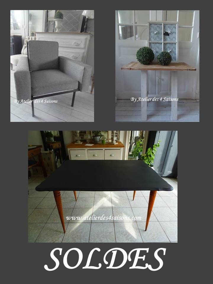 Soldes A L Atelier Des 4 Saisons Mobilier De Salon Relooking Meuble Meuble Deco