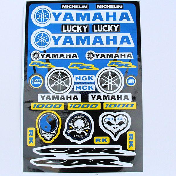 ATV спорт улица автомобиль ВНЕДОРОЖНИК электрический автомобиль мотоцикл скутер изменение цвета наклейки на авто персонализированные наклейки