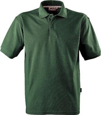 Slazenger Polo Hemd Poloshirt aus 100 % Baumwolle für Freizeit, Tennis oder Golf in 23 Farben und den Grössen S, M, L, XL und XXL Dunkelgrün,M Dunkelgr?n,M