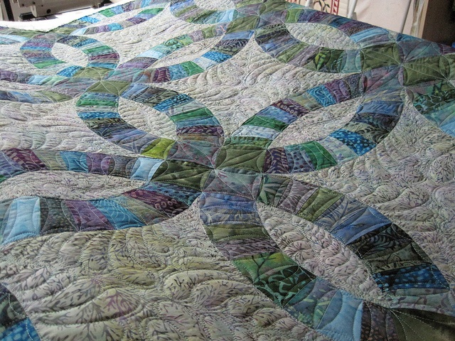 110 best Wedding Ring Quilts images on Pinterest
