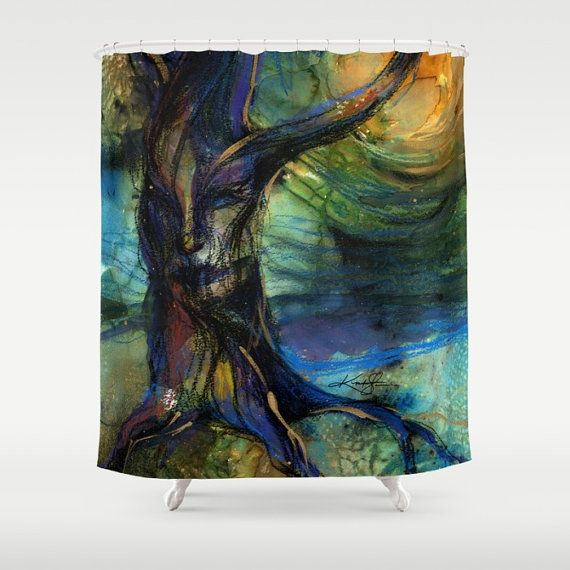 Best 25 Tree Shower Curtains Ideas On Pinterest