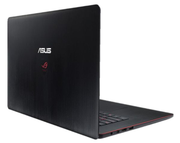 Asus GX500 : PC Gamer avec écran 4K et 19 mm d'épaisseur