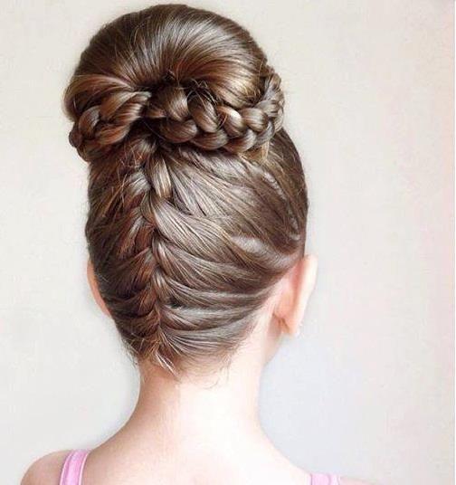 Magnificent 17 Best Ideas About Peinados De Nena On Pinterest Peinados Hairstyles For Men Maxibearus