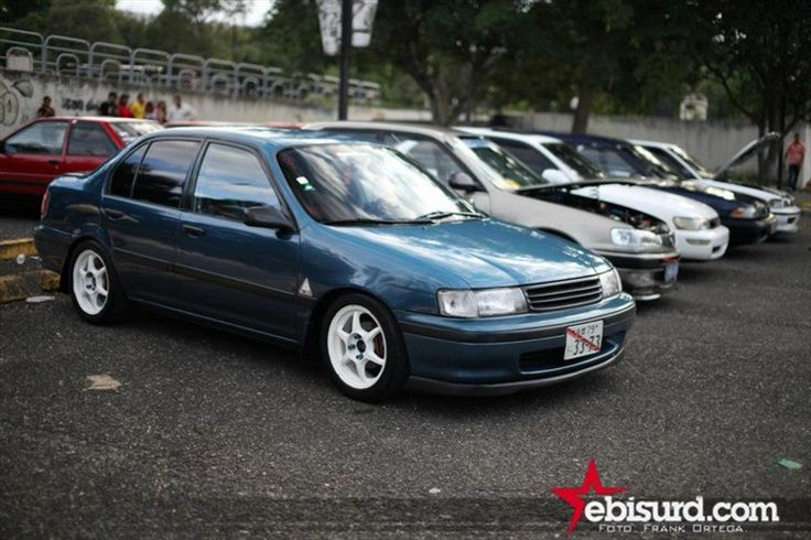 1995 toyota tercel modified - Google Search