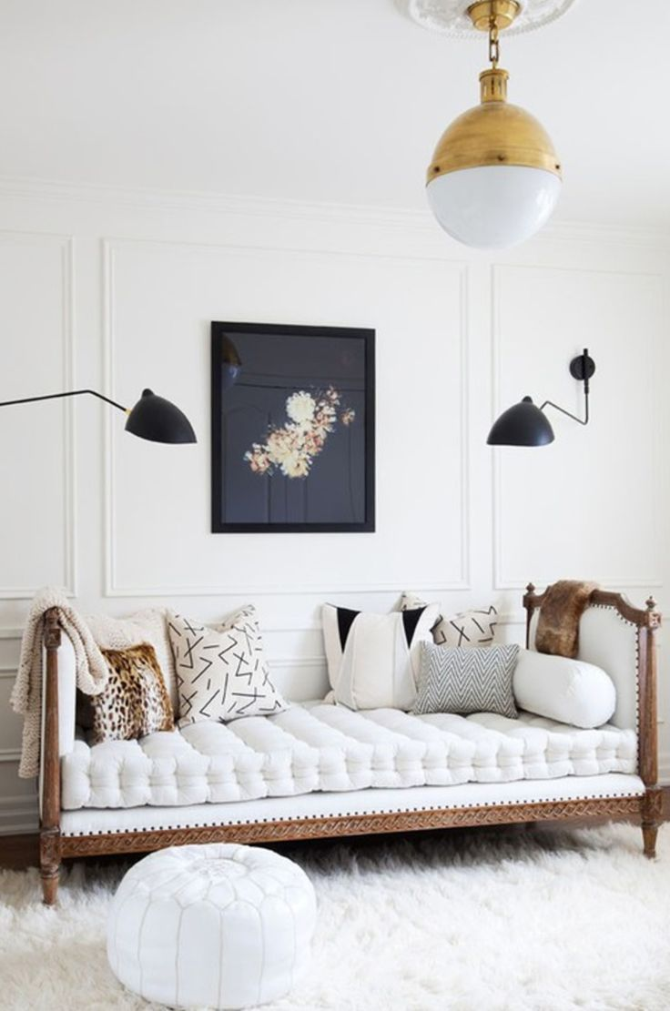 White Couch Living Room Ideas Pinterest House And Home Magazine Home Decor Room Inspiration