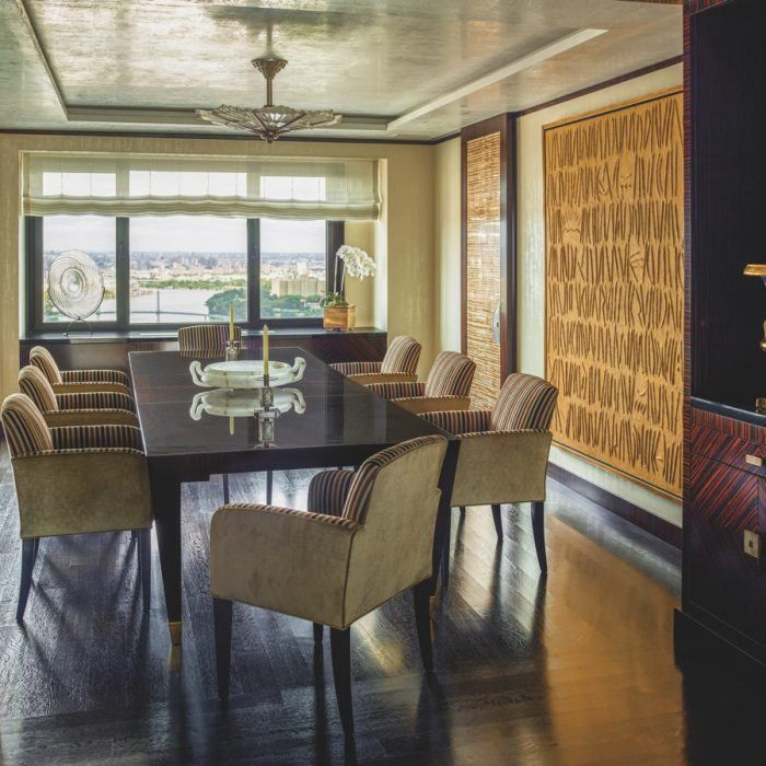 Eclectic yacht like interiors complete this nyc apartment nycnew york city yacht like interiors finish an