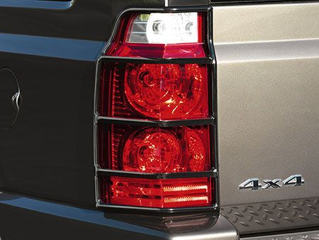 Jeep commander tail light guards