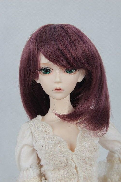 62 Best Doll Wigs Images On Pinterest Doll Wigs Bjd And