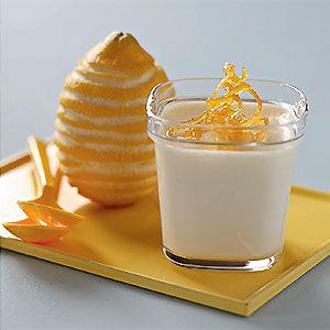 Yaourt au citron- Recette de cuisine - Seb