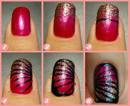 Nail design #tutorial