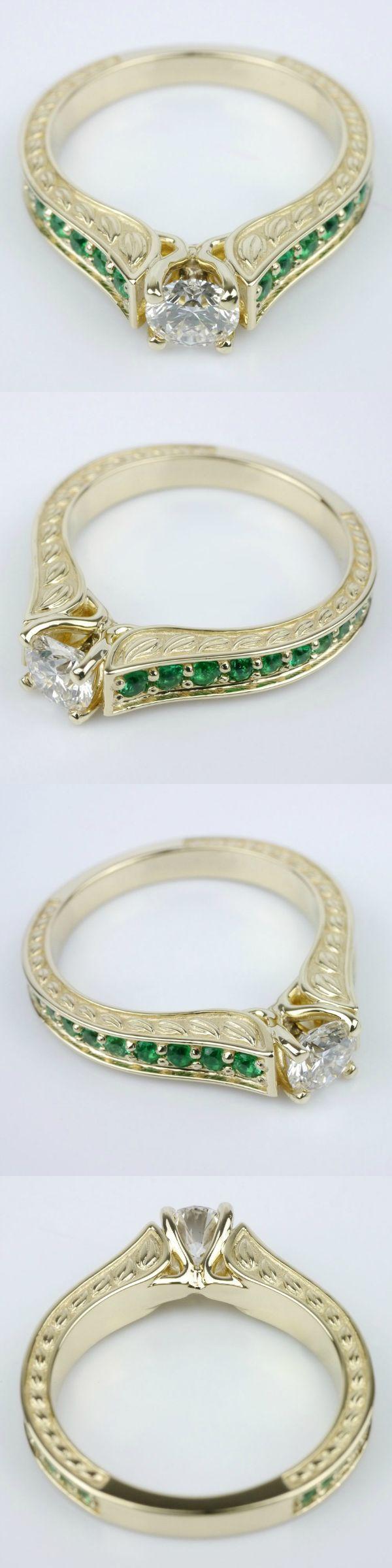 Charm Bracelet - Amolite- Emerald Bracelet by VIDA VIDA LWuYnIpBYE