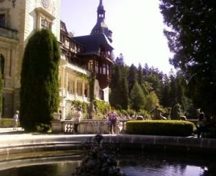 Castelul Peles, cel mai elegant, interesant si impresionant castel din Romania