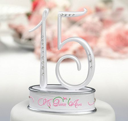 quinceanera cake topper top 25 ideas about 15th birthday cakes on 6935