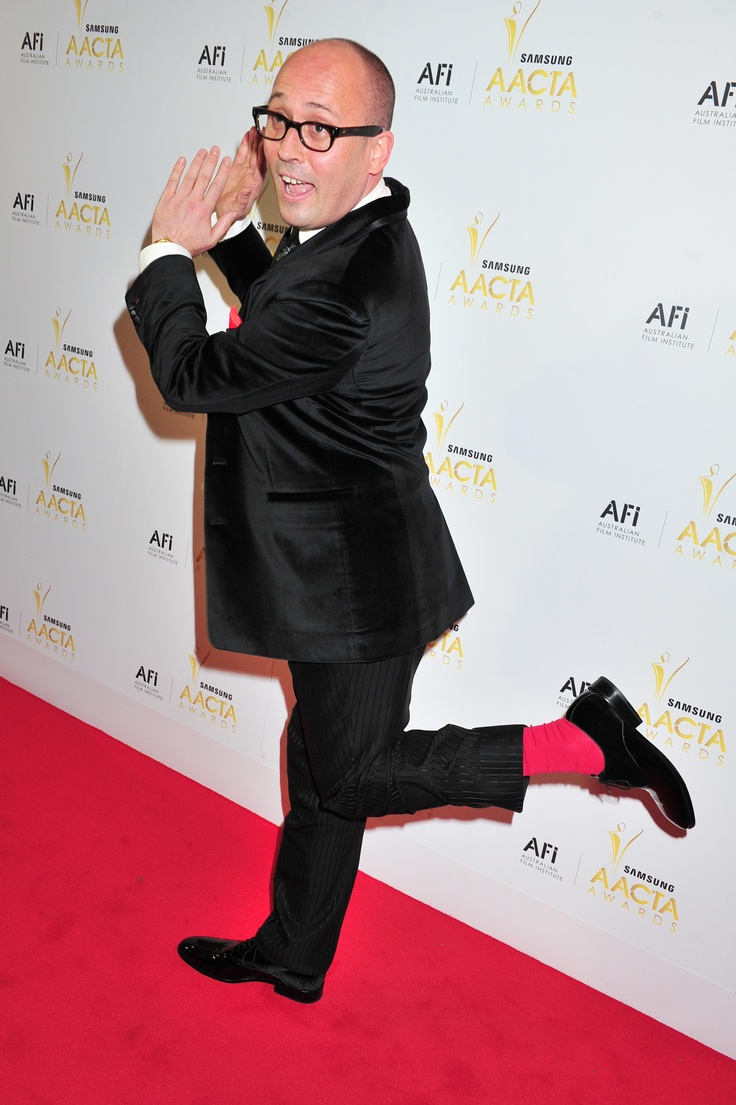 Oscar and AFI Award winning animator Adam Elliot to host 2nd AACTA Awards Luncheon presented by Deluxe on 28 Jan.