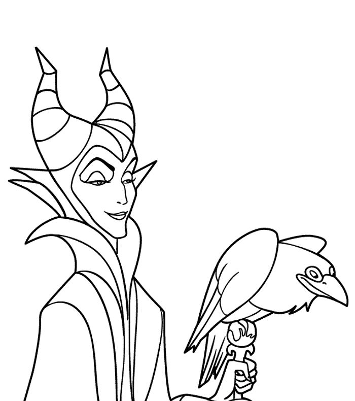 49 best Sleeping Beauty Coloring Pages images on Pinterest ...