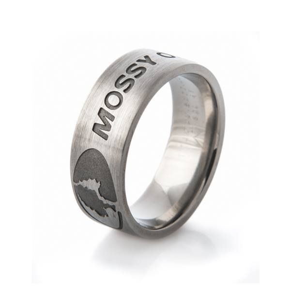 mossy oak wedding band - Mossy Oak Wedding Rings