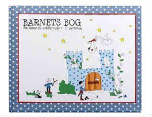 giv barnets bog til barnedåb
