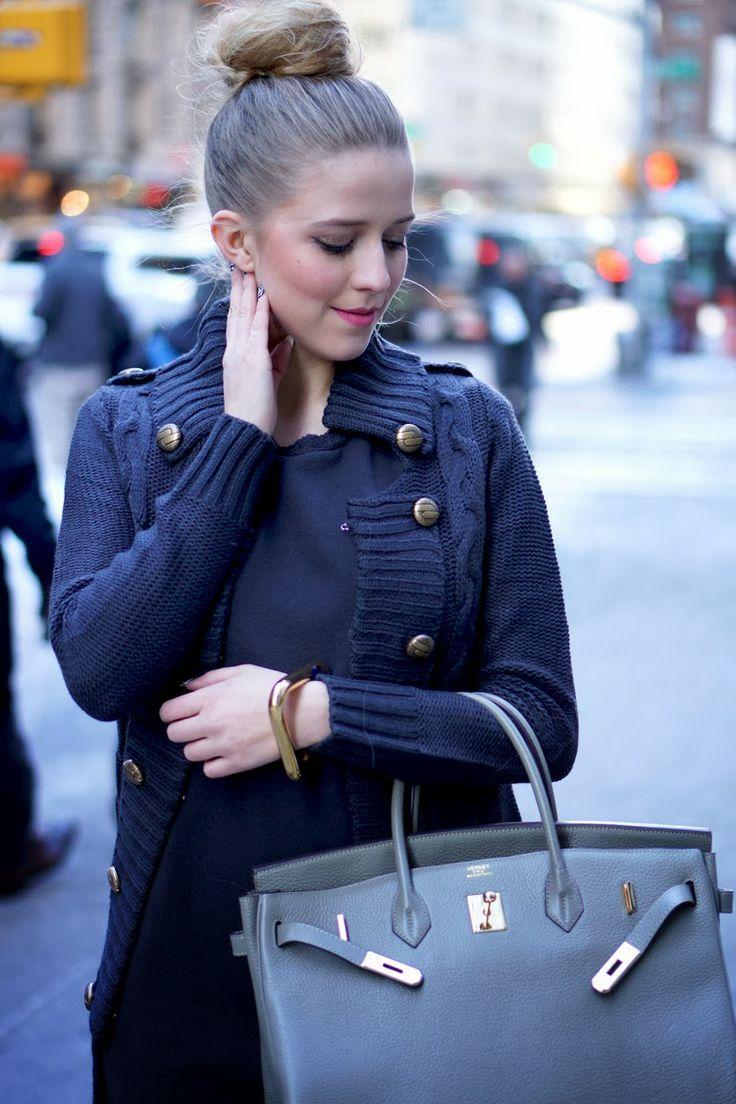 JEMERCED by Jessy Mercedes: GOODLOOKIN, HERMES, GUCCI - NEW YORK FASHION WEEK  Jessica Mercedes Kirschner wearing Ania Kuczyńska for YES earrings.  www.YES.pl