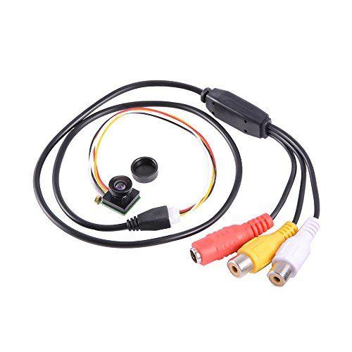 FPV-Cmara-Super-HAD-II-CCD-Sensible-36mm-Lente-Gran-Angular-De-Alta-Resolucin-PAL